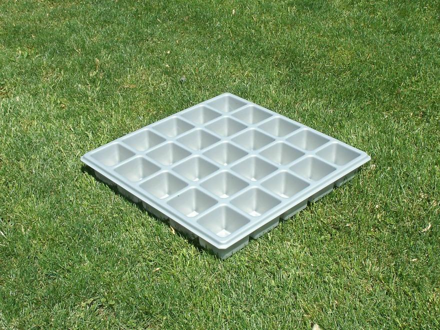 Large 25 Cavity Tray