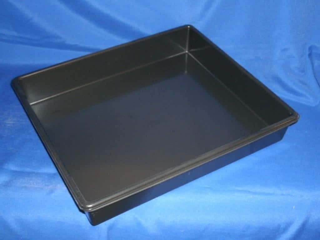 Single Cavity Tray